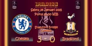 Prediksi Pertandingan Chelsea Vs Bradford City – Piala FA