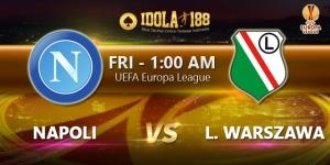 Prediksi Napoli vs Legia Warszawa 11 Desember 2015 | UEFA Liga Europa